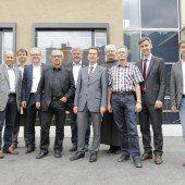 Vorarlberg Netz hat neues Betriebsgebäude