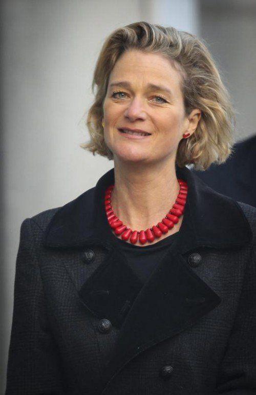 Delphine Boël kämpft um Anerkennung. Foto: EPA