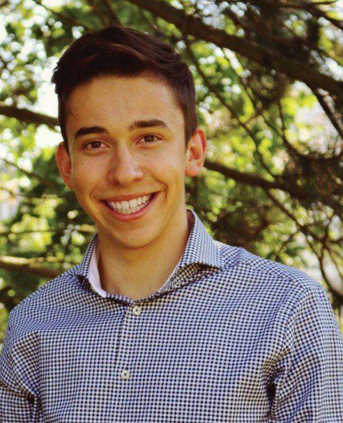 Der 17-jährige Lukas Faymann ist neuer Bundesschulsprecher.  APA