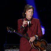McCartney wirbt für fleischfreien Tag
