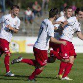 FCD entzaubert Salzburg