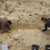 Älteste Spuren von Menschen in der Wachau