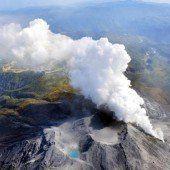 Furcht vor erneutem Vulkan-Ausbruch