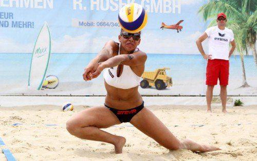 Der Traum von Lisa Chukwuma von einer möglichen Olympia-Teilnahme in Rio 2016 ist jäh geplatzt. Foto: GEPA