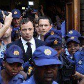Oscar Pistorius bleibt gegen Kaution in Freiheit
