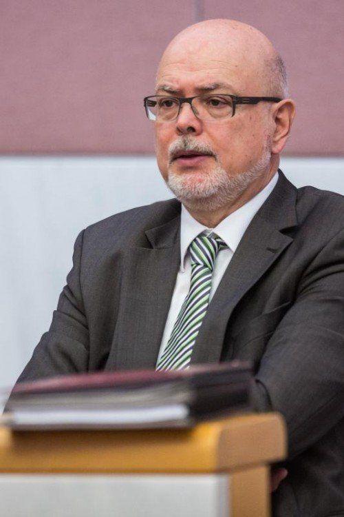 """Neue Chance auf Landtag-Sessel als """"Nachrücker"""": Peter Ritter. MK"""