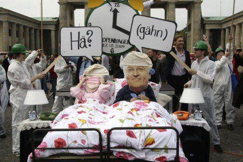 Die Aktivisten lassen sich bei ihren Demos immer einiges einfallen – sie bewirken aber auch einiges.  Reuters
