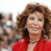 Sophia Loren feiert ihren 80. Geburtstag