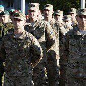 Russen verlassen Ukraine