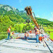 Frischzellenkur für die Arlbergbahnstrecke