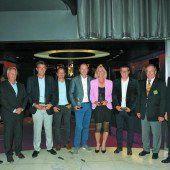 Schwab und Rhomberg Sieger bei der letzten Golftrophy