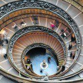 Kunstschätze im Vatikanmuseum