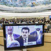 UN: IS-Verbrecher zur Rechenschaft ziehen