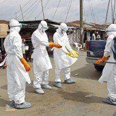 3000 US-Soldaten im Kampf gegen Ebola