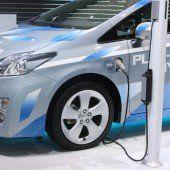 Zu wenig Elektroautos?