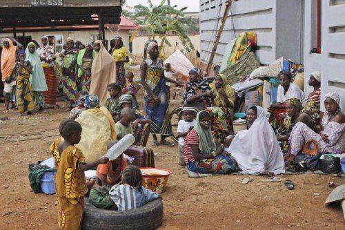Die Weltbevölkerung werde mit großer Wahrscheinlichkeit auf 12,3 Milliarden im Jahr 2100 wachsen. Der Hauptgrund dafür seien die anhaltend hohen Geburtenraten in Afrika.  Foto: AP