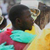 Ebola: Immer mehr Opfer in Westafrika