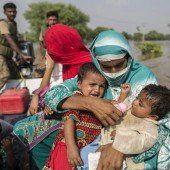 Millionen Menschen auf der Flucht vor Fluten