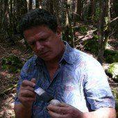 Drum prüfe man, was sich im Wald so findet