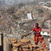 390 Millionen Euro für Aufbau von Valparaíso