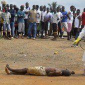 Das Schlimmste steht Westafrika noch bevor