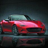 Premiere des neuen Mazda MX-5