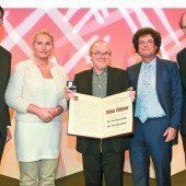 45. Dr.-Toni-Russ-Preis an Schriftsteller Michael Köhlmeier verliehen