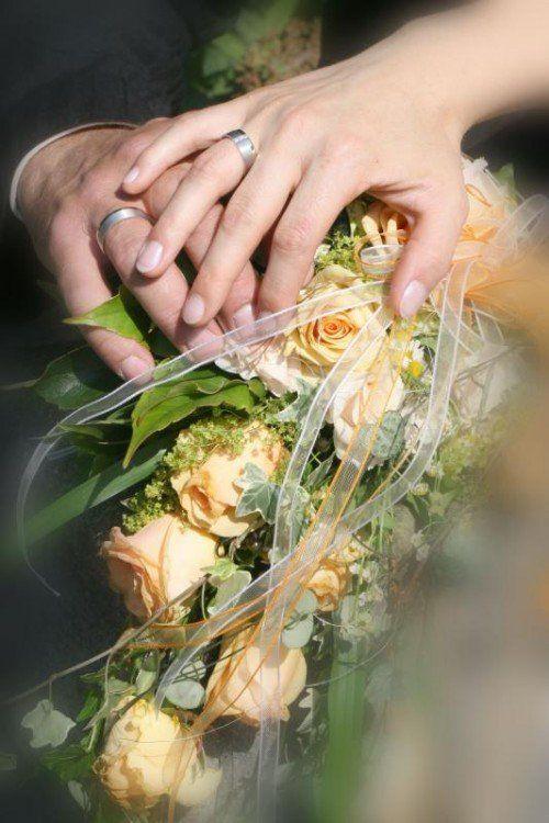 Eheglück mal drei: Dem Angeklagten wird vorgeworfen, hinter dem Rücken seiner Frauen neue Ehen eingegangen zu sein.  Stadt Feldkirch