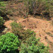 Nicaraguas Hauptstadt von Meteorit getroffen