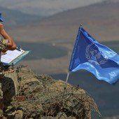 45 Blauhelme weiterhin Geiseln der Nusra-Front