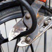 Fahrräder im Keller immer sicherer