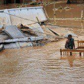 Zahl der Flutopfer steigt