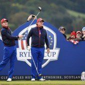 Start mit vier Fourballs