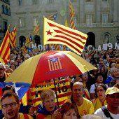 Katalanen stimmen am 9. November über Unabhängigkeit ab