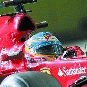 Alonso will von Ferrari weg