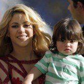 Wieder ein Bub für Shakira und Piqué