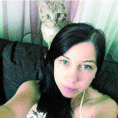 Das ist mal ein tierisches Selfie