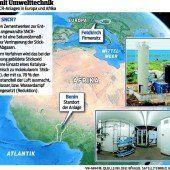 Feldkircher Firma sorgt in Afrika für reine Luft