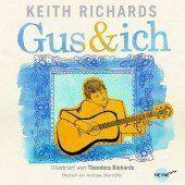 Keith Richards würdigt Opa mit Kinderbuch