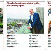 Stündlich fünf Umzüge in Vorarlberg