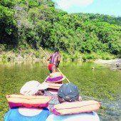 Kleine Abenteuer am großen Fluss
