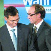 Ende der Alleinregierung: Wallner auf Partnersuche