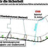 Arlbergtunnel bekommt Ohren