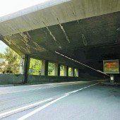 Start der Arlbergtunnel-Sanierung