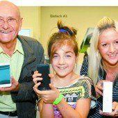 iPhone-6-Begeisterung macht vor keiner Generation Halt