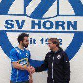 Bozkurt stürmt nun beim SV Horn