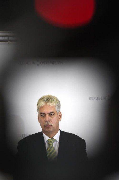 Finanzminister Schellings Motto für die Steuerreform: Zuerst entlasten und dann die Wirtschaft ankurbeln. Foto: APA