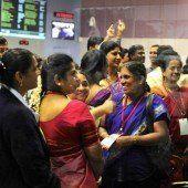 Erste Marsmission Indiens geglückt