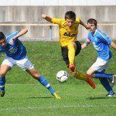 Höchster U 18 siegt im Kellerduell mit 2:0 über den FC Lustenau