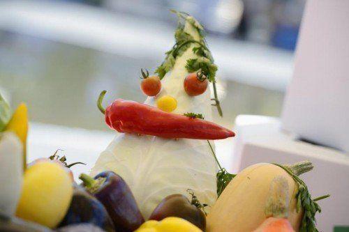 Gemüse und Obst sind gesund, biologischer Anbau erhöht die Qualität zusätzlich. foto: VN/Stiplovsek